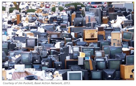 free CRT TV recycling near San Francisco