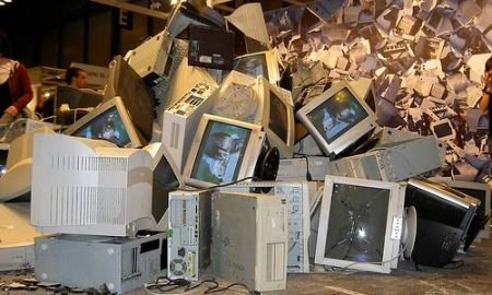 Electronic Recycling in the San Francisco Bay Area