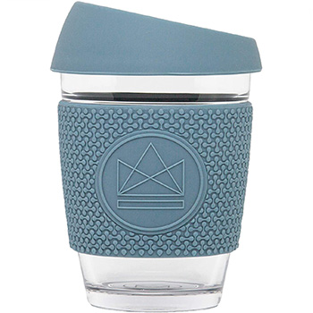 A-single-cup-of-Neon-Kactus-Reusable-Glass-Coffee-Cup