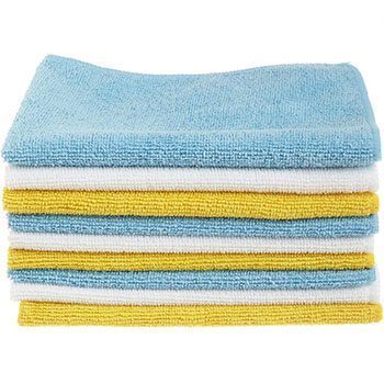 AmazonBasics-Microfiber-Cleaning-Cloth stack