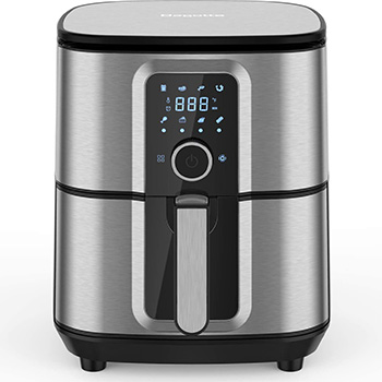 Bagotte Air Fryer 5.8 quarts