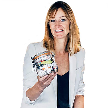 Bea Johnson a zero waste lifestyle writer