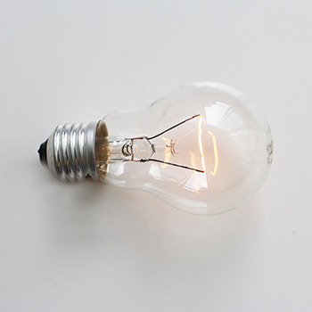 recycling incandescent light bulbs