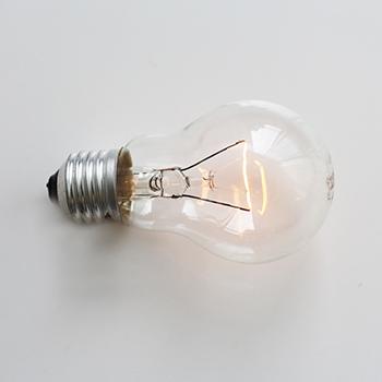 recycling incandescent light bulbs