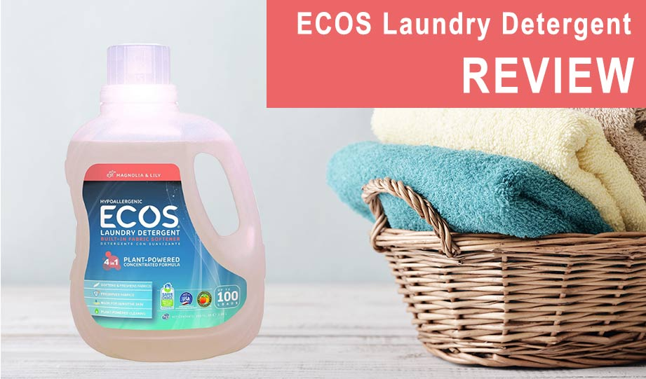 Featured image for ECOS laundry detergent review article-5