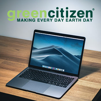 Recycle laptops with GreenCitizen