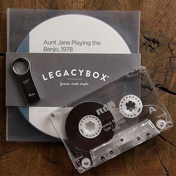 Digitizing cassette tapes using the Legacybox-Convert-Cassette-Tapes-to-Digital-Cassette-to-CD-Service