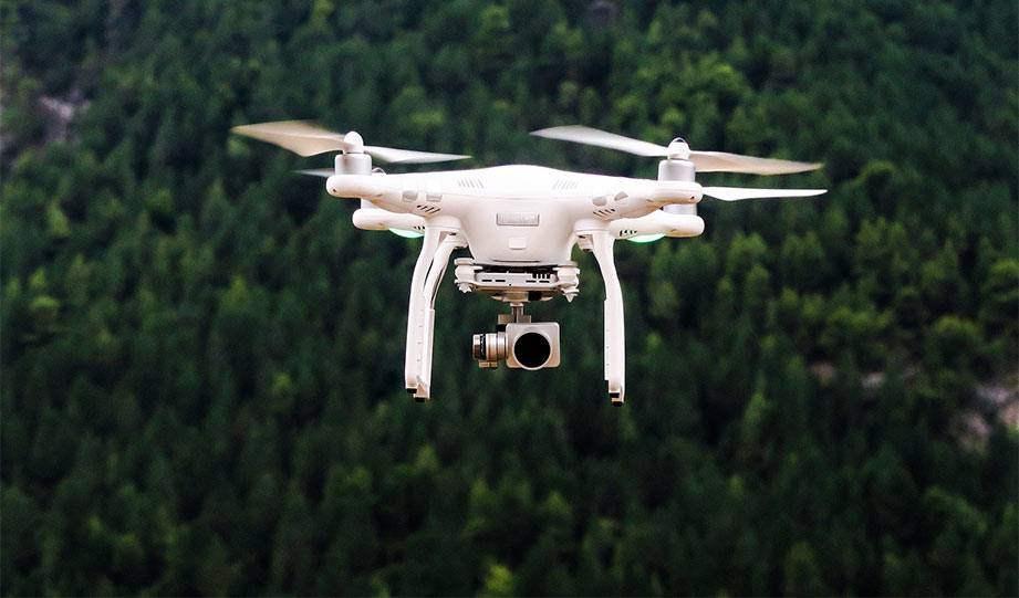 Featured image for Reforestation From The Air How Drones Can Plant 40,000 Trees In A Month article