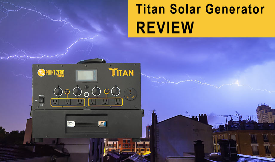 Featured image for titan solar generator review article