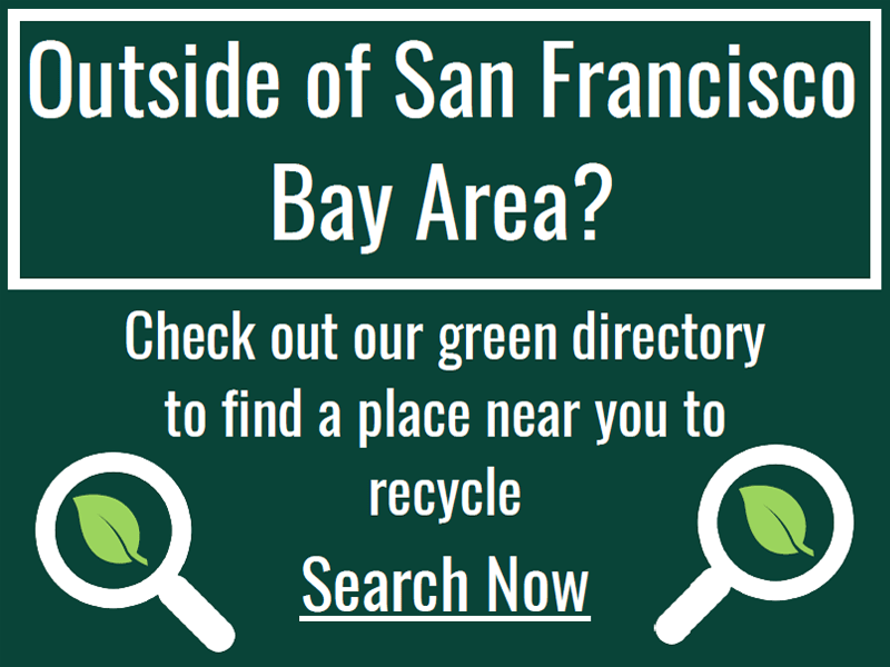 outside of San Francisco Bay Area? check out our green directory