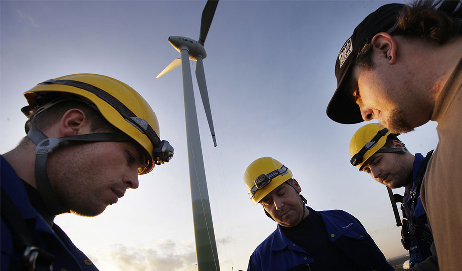 Featured image for A Jobs Boost For The Green Energy Sector article