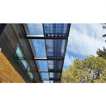what is a bifacial solar panel