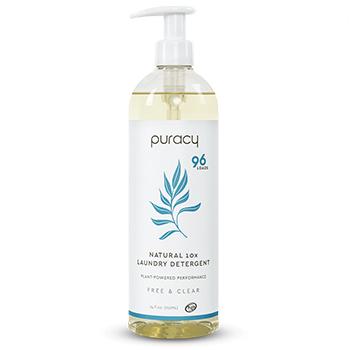 Puracy Natural Laundry Detergent bottle