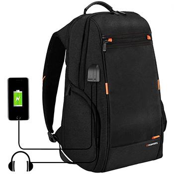 HAWEEL External Frame Backpack black