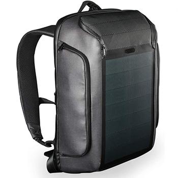 Kingsons Beam Backpack Solar Power Backpack black