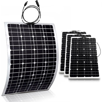 Genssi 100W Flexible Solar Panel products