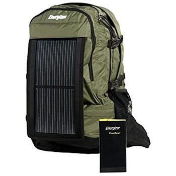 PowerKeep Energizer Wanderer, 30L Solar Backpack green