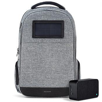 Solgaard Lifepack Backpack grey