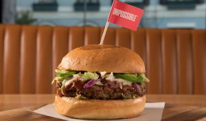 Featured image for Impossible Burger Displacing Animal-Derived Food in 72 Percent of Sales article