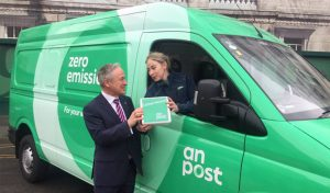 Featured image for Irish Capital Rolls Out Zero-Emissions Postal Delivery Service article