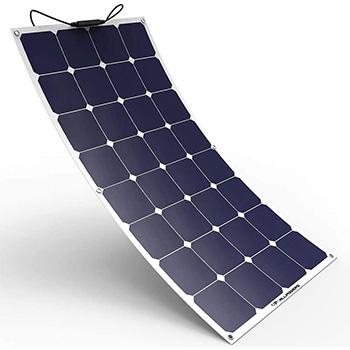An ALLPOWERS Solar Panel 100W