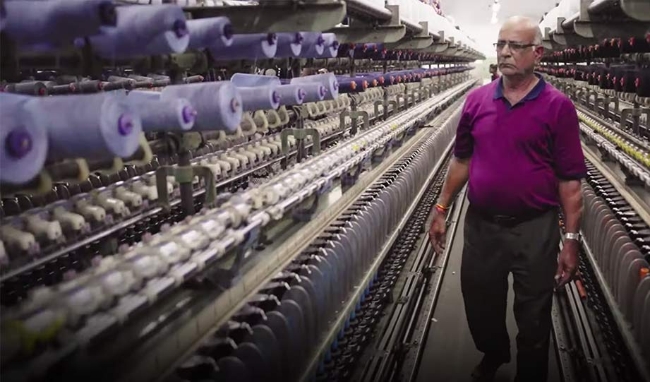 Featured image for One Of India's Leading Textile Factories Has Created A Sustainable Community article