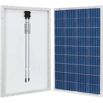 A RICH SOLAR 100 Watt 12 Volt Polycrystalline Solar Panel