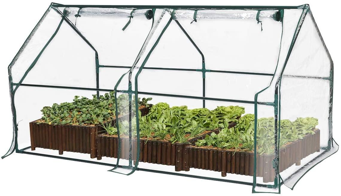 A single TOOCA Mini Greenhouse