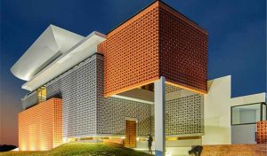 Featured image for Rad+Ar Builds Advanced Bioclimatic Indonesian Mosque article