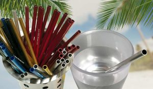 Featured image for The New Jersey Company Making An Eco-Friendly Aluminum Straw article
