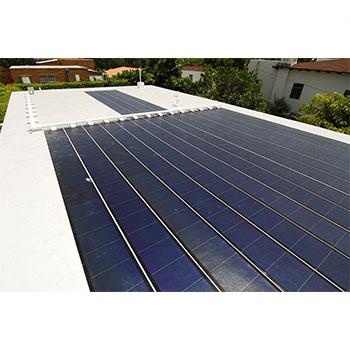 thin-film flexible solar modules