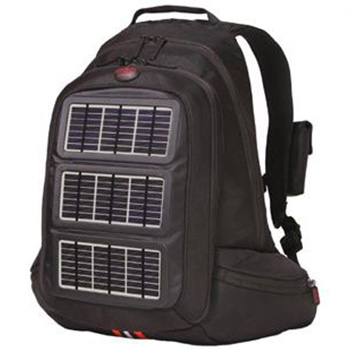 what is a solar backpack really