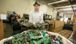 Featured image for A Recycling Maverick Has A Solution To The EV Battery Crisis article