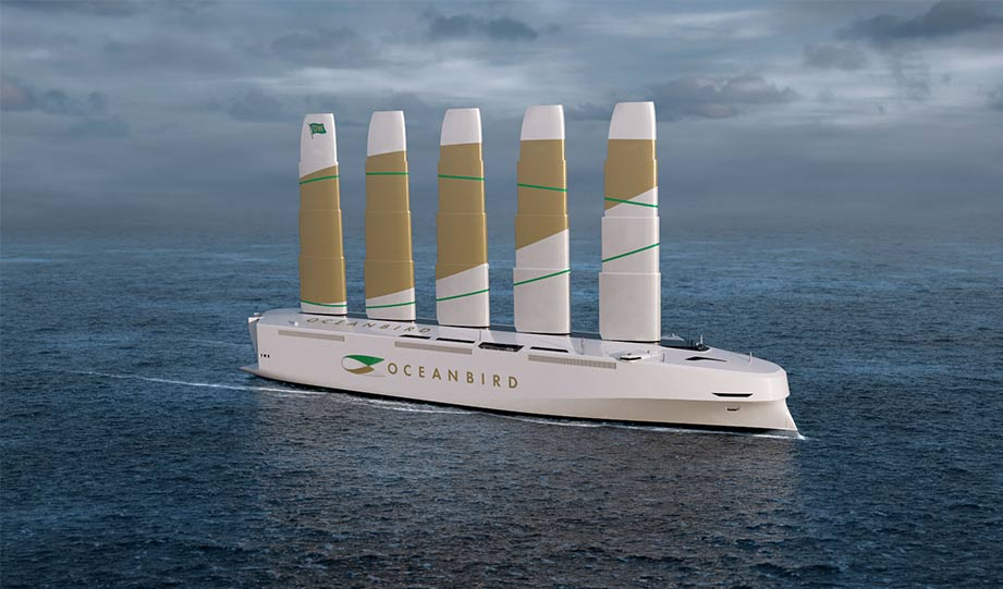 Featured image for A Wind-Powered Freighter For Sustainable Ocean Shipping article