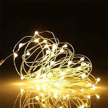 Ehome Starry Fairy String Light one set