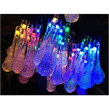 Lemontec Solar String Lights one set