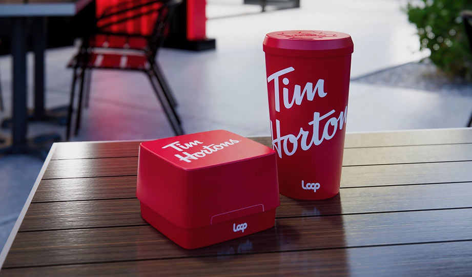 Featured image for Canada's Tim Hortons Announces Reusable Coffee Cups article