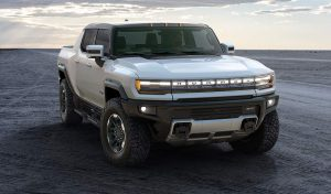 Featured image for He's Back! GM Premieres The Fully Electric Hummer article