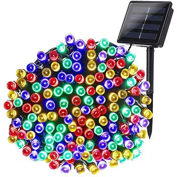 Joomer Solar Christmas Lights one pack