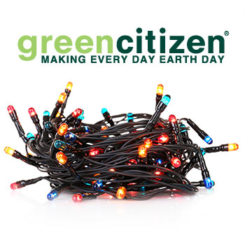 Greencitizen recycles christmas lights