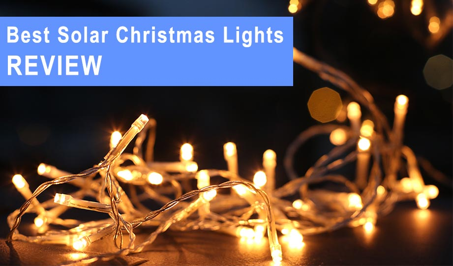 Featured image for solar christmas lights article