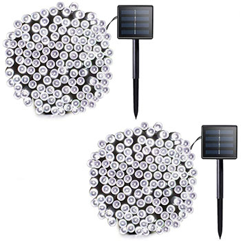 Lalapao Solar String Lights two packs