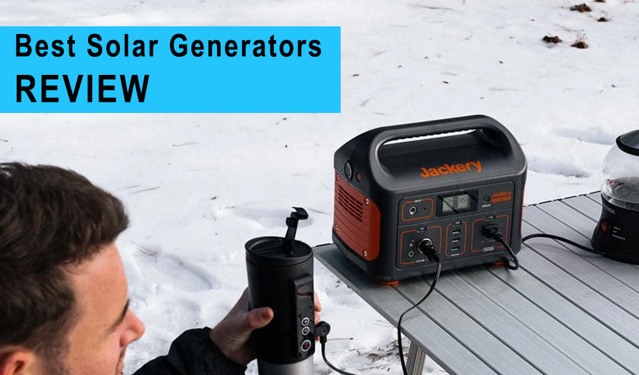 Featured image for best solar generator article