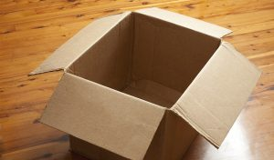 Featured image for cardboard recycling article