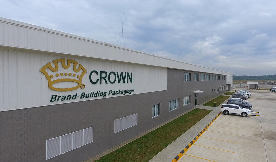 Featured image for Crown To Become First Metal Packaging Manufacturer To Use Renewable Power article