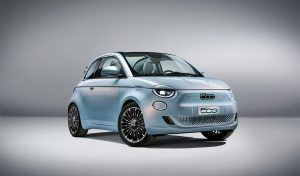 Featured image for Fiat 500 3 Plus 1 Electric Car Gets An Attractive Redesign article