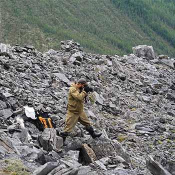 Entry level environmental job as a geologist