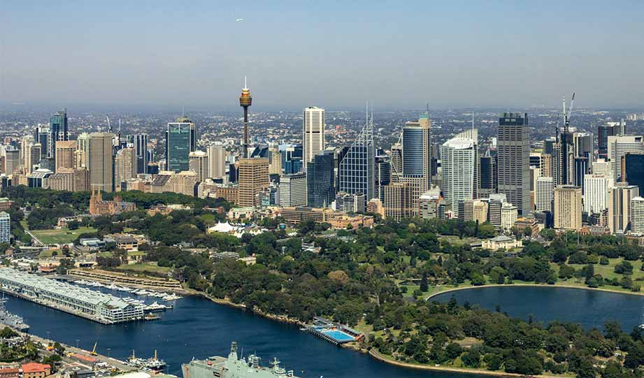 Featured image for Sydney's Central Business District Has Raised Sustainable Urban Development To A Whole New Level article
