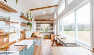 Featured image for The Sycamore Tiny House Is Packed With Ingenious Space-Saving Solutions article