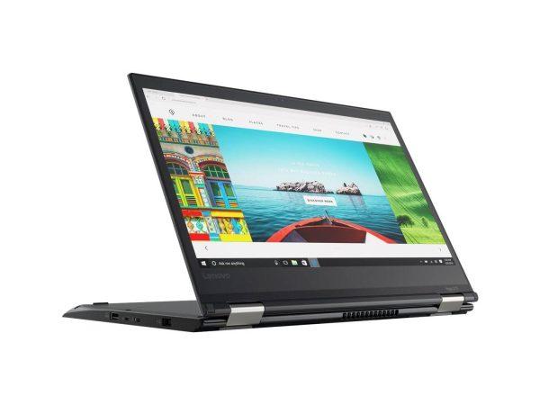 "Lenovo ThinkPad Yoga 370 Convertible 2-in-1 Intel Core i5-7200U 8GB RAM 256GB SSD 13.3"" - Refurbished"